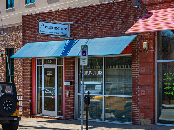 Burton Moomaw Acupuncture in Boone, NC